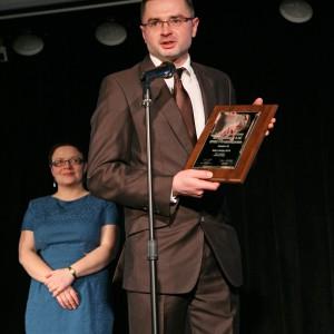 W podkategorii Brodziki triumfował brodzik kwadratowy lub prostokątny B-M/Space ProSafeSystem marki Sanplast. Nagrodę odebrał Łukasz Pieciak, przedstawiciel firmy Sanplast SA.