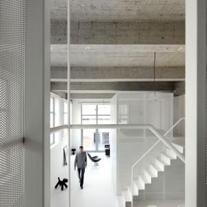 Mieszkanie imponuje przestrzenią i wielkością. Fot. adn architectures.