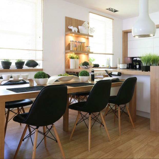 Piękna i nowoczesna aranżacja domu
