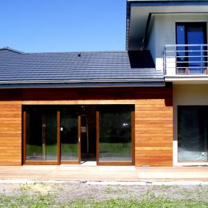 Drewno na elewacji - jaki materiał wybrać
