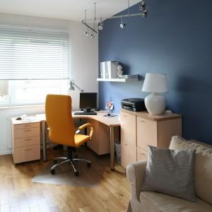 Profesjonalne biuro w przytulnym wydaniu