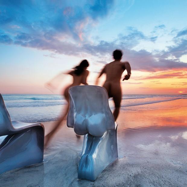 Him&Her: krzesła, które uwodzą