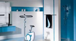Chcesz sprawić by Twoja łazienka była wyjątkowa? Postaw na jeden dominujący kolor w płytkach, meblach bądź akcesoriach łazienkowych.