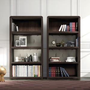 Stylowa lampa jest wykorzystywana podczas wypoczynku przy książce, jak również podkreśla luksusowy charakter biura. Fot. Arteitalia.