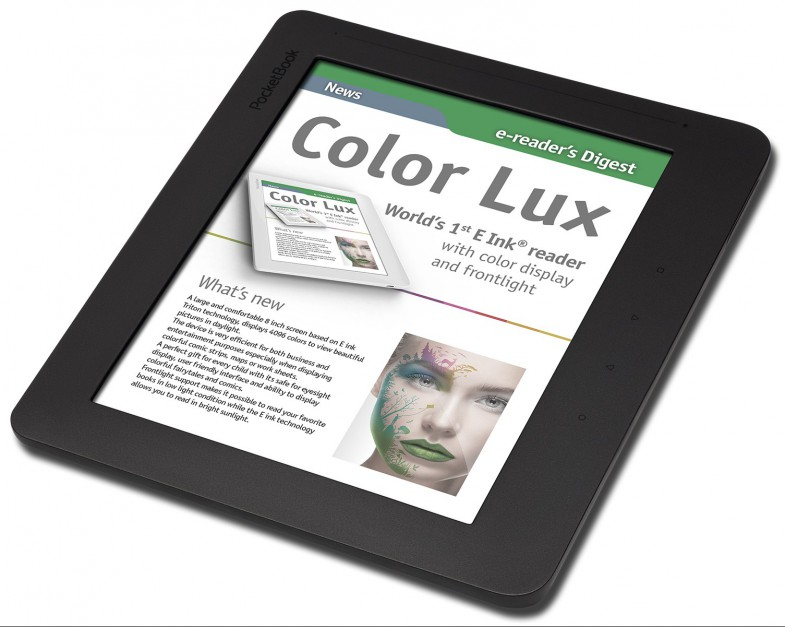Pocket Book Color Lux.