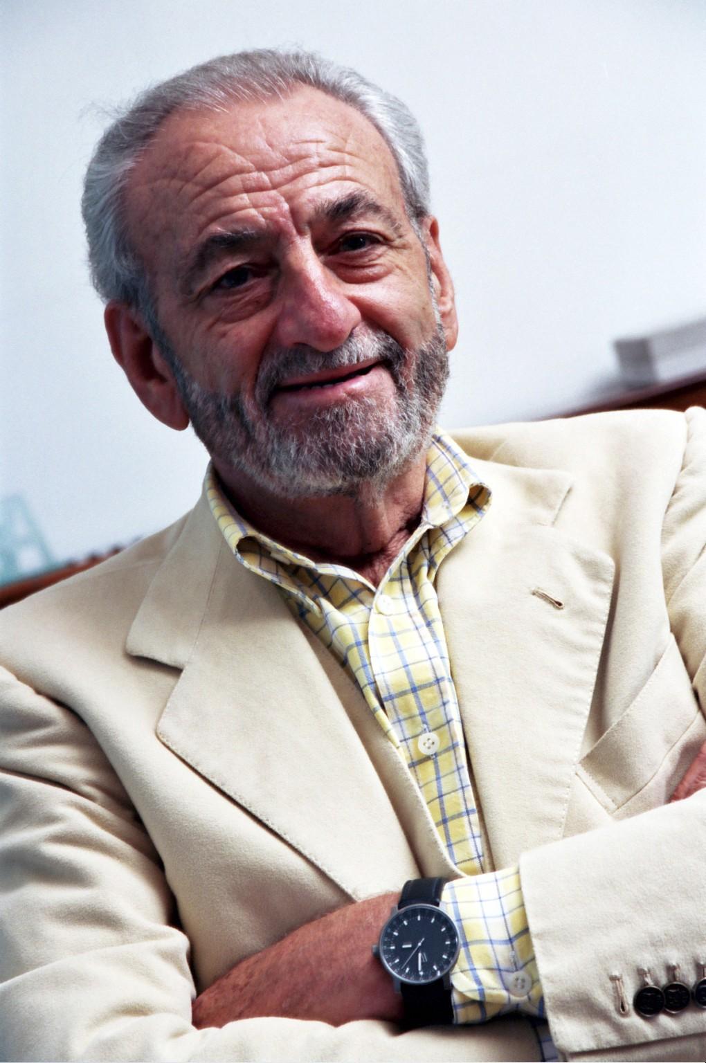 Piero Ambrogio Busnelli. Fot. B&B Italia.