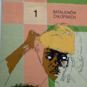 Antyrasistowski mural wykonany przez polsko - włoską parę artystów (Anita Kitlas i Francesco Cherkoss). Fot. Radio Białystok