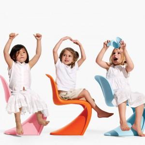 Panton Chair Junior.