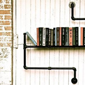 Półka na książki, Fot. Denoxa.