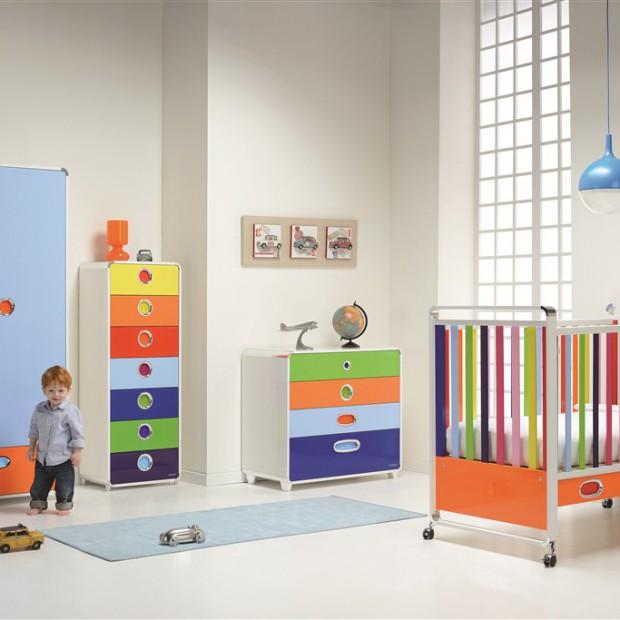 Pomysły na pokój dla niemowlaka