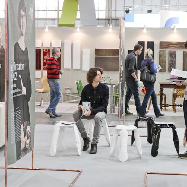 Spotkania z projektantami na arena design 2014