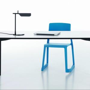 Modne biuro w stylu minimalistycznym