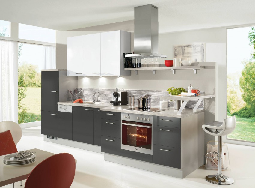 Mała kuchnia Zaprojektuj ją z architektem -> Mala Tania Kuchnia