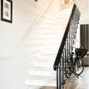 Białe schody. Fot. Ghelamco Poland.