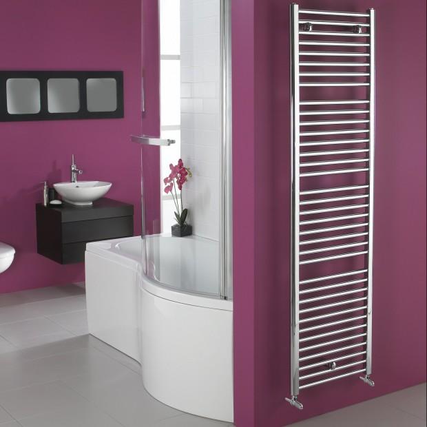 Ogrzewanie łazienki. Tanie i skuteczne rozwiązania