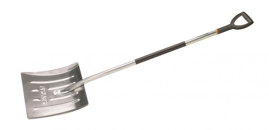 Odgarniacz aluminiowy, Fiskars