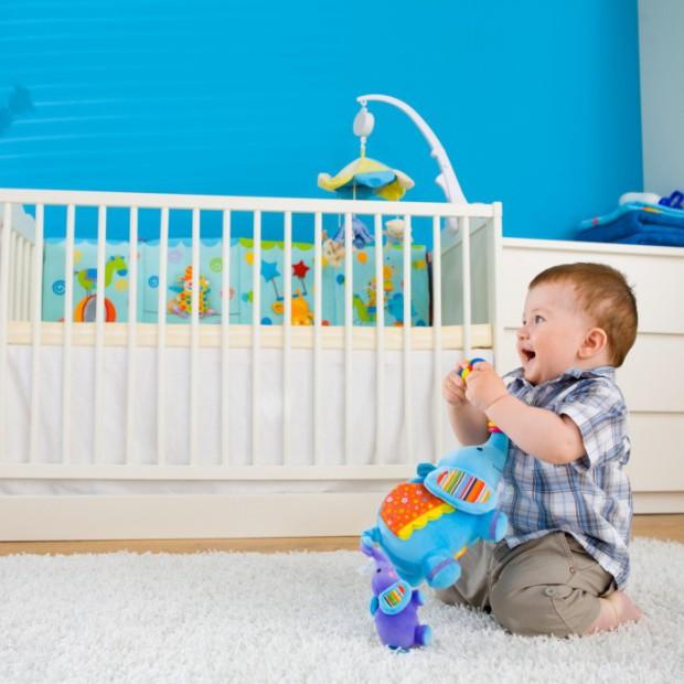 Farba do pokoju dziecka. Jak wybrać najlepszą?
