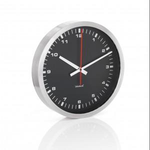 Zegar ścienny Era Black Big marki Blomus to połączenie funkcjonalności z minimalistyczną  formą. Sprzedaż: Design Concept, cena: 379 zł.