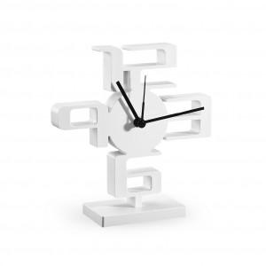 Zegar stojący Smal Time projektu Chrisa Barnesa, dla holenderskiej marki Umbra. Sprzedaż: rossi.pl, cena: 199 zł.