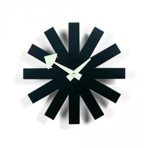 Asteriks Clock projektu Georga Nelsona odzwierciedla hasło joie de vivre, czyli radość życia lat 50-tych. Cena: ok. 880 zł. Fot. Vitra.