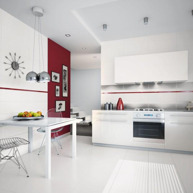 Ściany w kuchni. Wykończ je płytkami