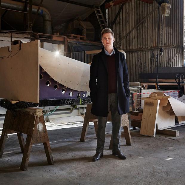Brodie Neill gwiazdą pierwszego dnia Arena Design 2014!