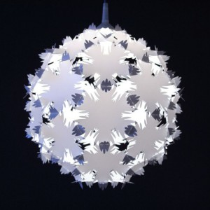 Lampa Estrela. Fot. Kafti Design.