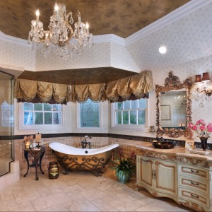 Galeria 30 najbardziej luksusowych łazienek świata