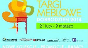 21 lutego 2014 r. rozpoczęły się Targi Meblowe Dobrodzień 2014. Wydarzenie potrwa do 9 marca br.<br /><br />