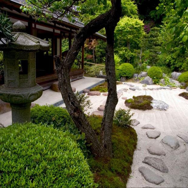 Ogrody zen. Tajemnicze i ponadczasowe