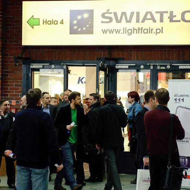 Targi Sprzętu Oświetleniowego Światło 2014 rozpoczęte!
