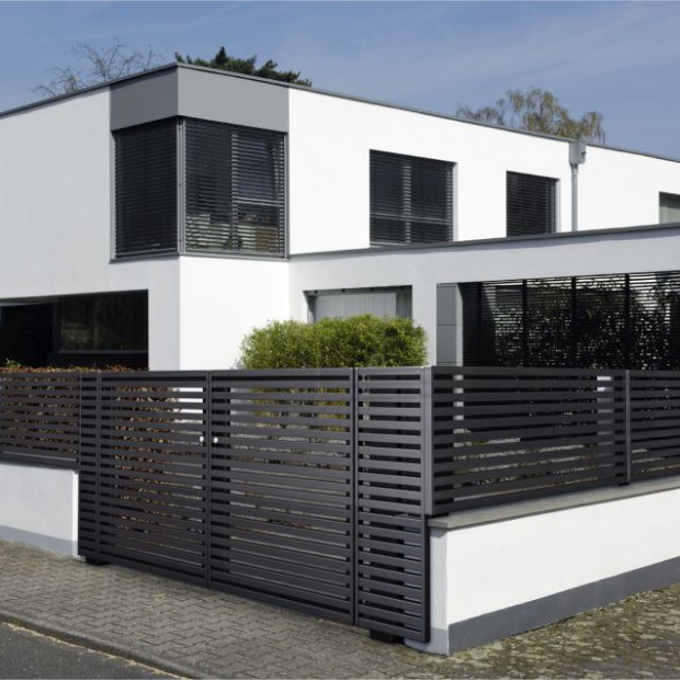 Ogrodzenia aluminiowe. Ponadczasowe pomysły