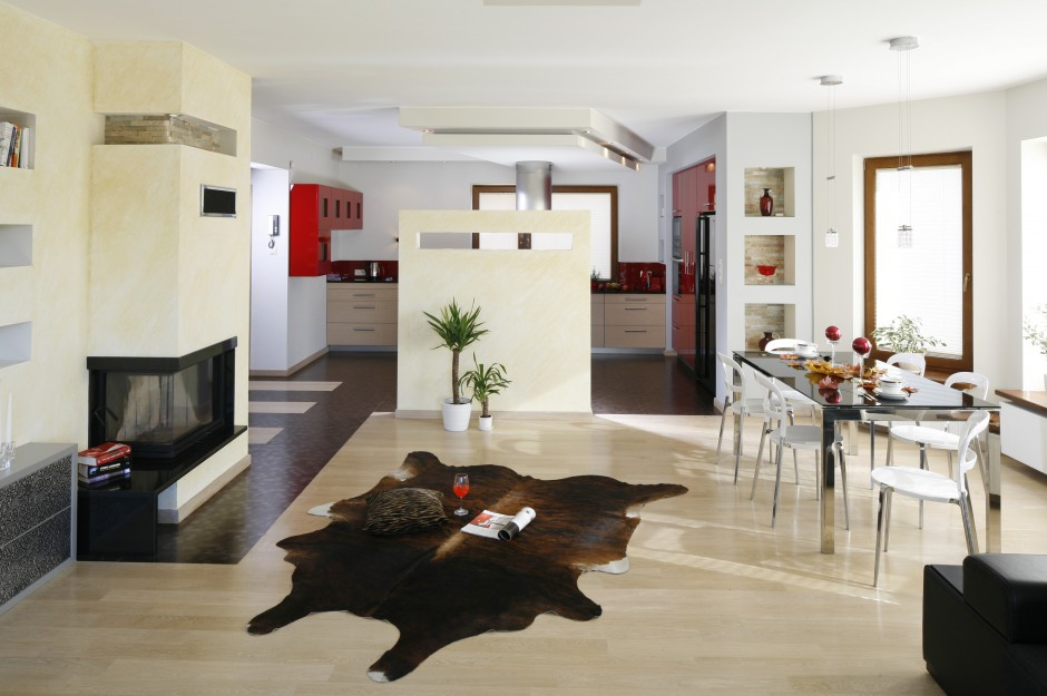 Jadalnia znajduje się w Jadalnia w kuchni lub w salonie 14 najlepszych