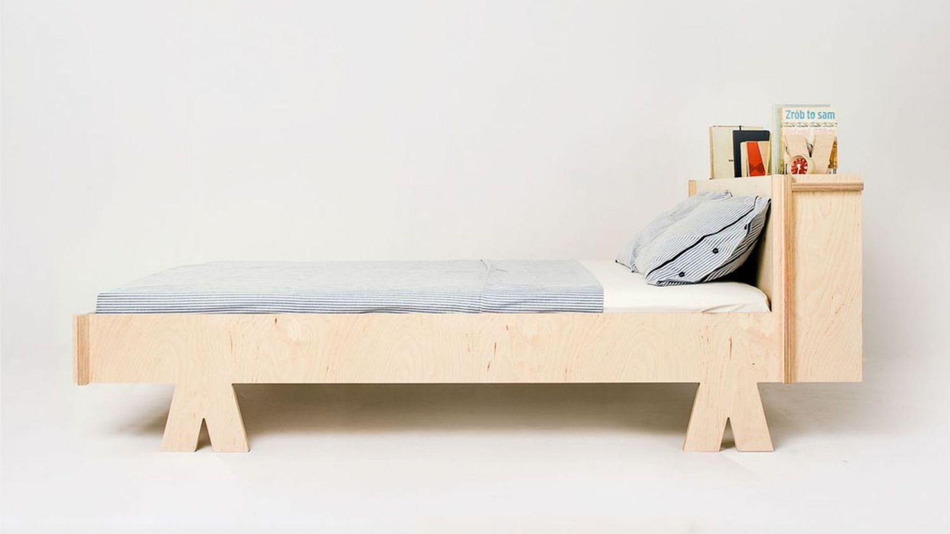 Łóżko Prymus. Fot.. Śnimisie.