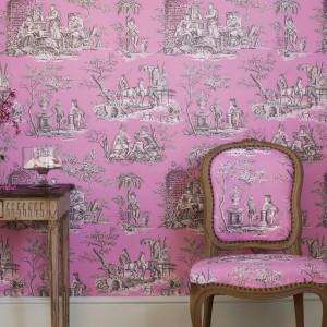 Toile de Jouy: wzór, który ma 250 lat i dalej jest modny!