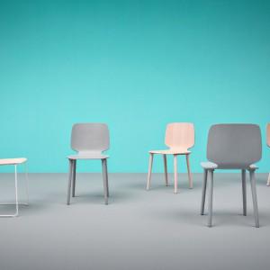 Kolekcja krzeseł Babila. Fot. Bonaldo.