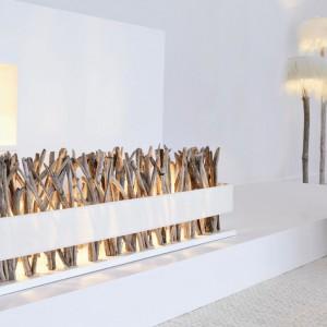 Lampy z gałęzi i kamieni. Ekologiczne nowości do pokoju
