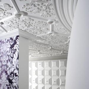 Zbliżenie na sufity. Fot. Marcel Wanders Interiors.