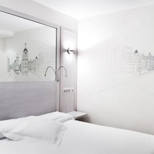 Fot. Hotel Santo Domingo Madrid.