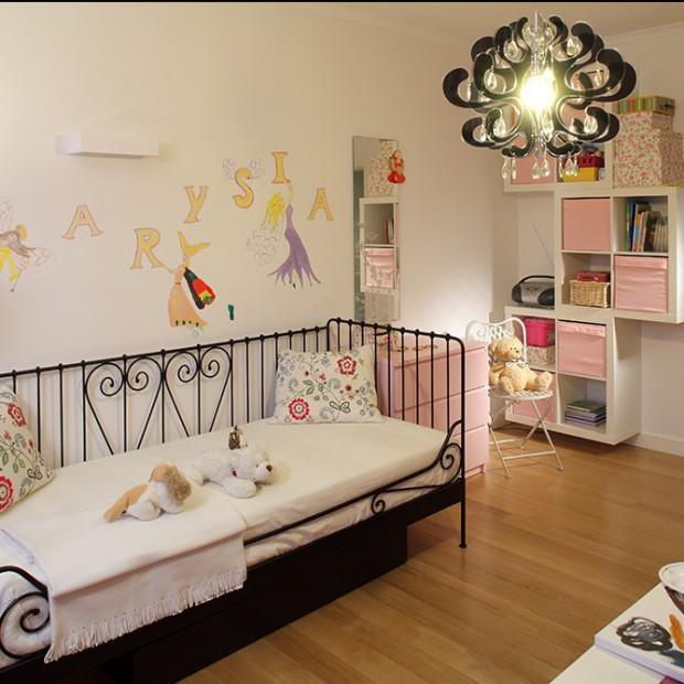 Jak wyodrębnić w pokoju miejsce dla dziecka?