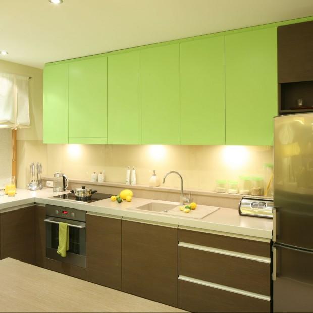 Kuchnia w dwóch kolorach. Ciekawe projekty i inspiracje