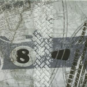 Decor Loft Antique Grey 03, Venus Ceramica.