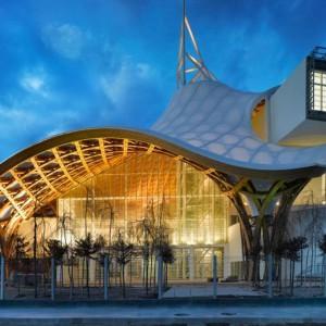 Centre Pompidou-Metz, Proj. Shigeru Ban Architects