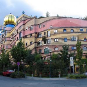 Niemcy, Fot. Hundertwasser