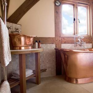 Łazienka w stylu vintage. Najładniejsze wnętrza w klimacie retro