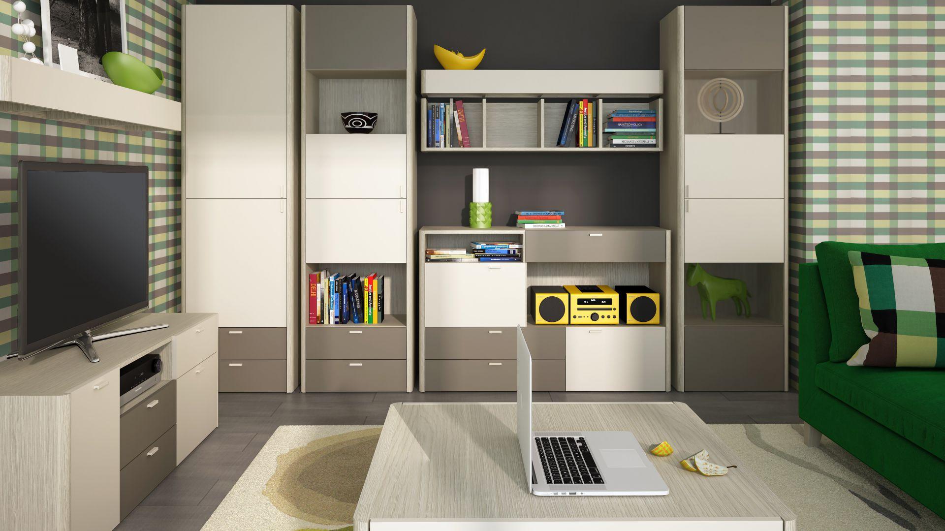 w pokoju dorastaj cego pok j dla ch opca 15 najciekawszych pomys w strona 8. Black Bedroom Furniture Sets. Home Design Ideas