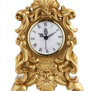 Ozdobny zegar ścienny. Fot. Littlewoods.