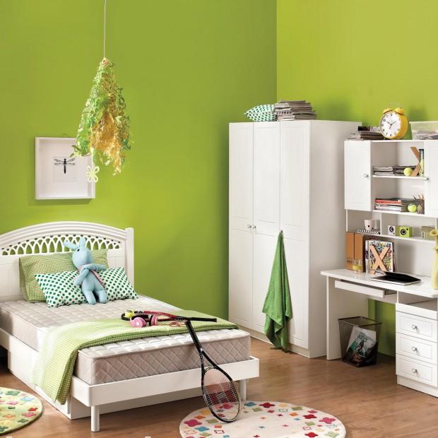 Przedstawiamy pomysł na pokój dla 8-letniej dziewczynki
