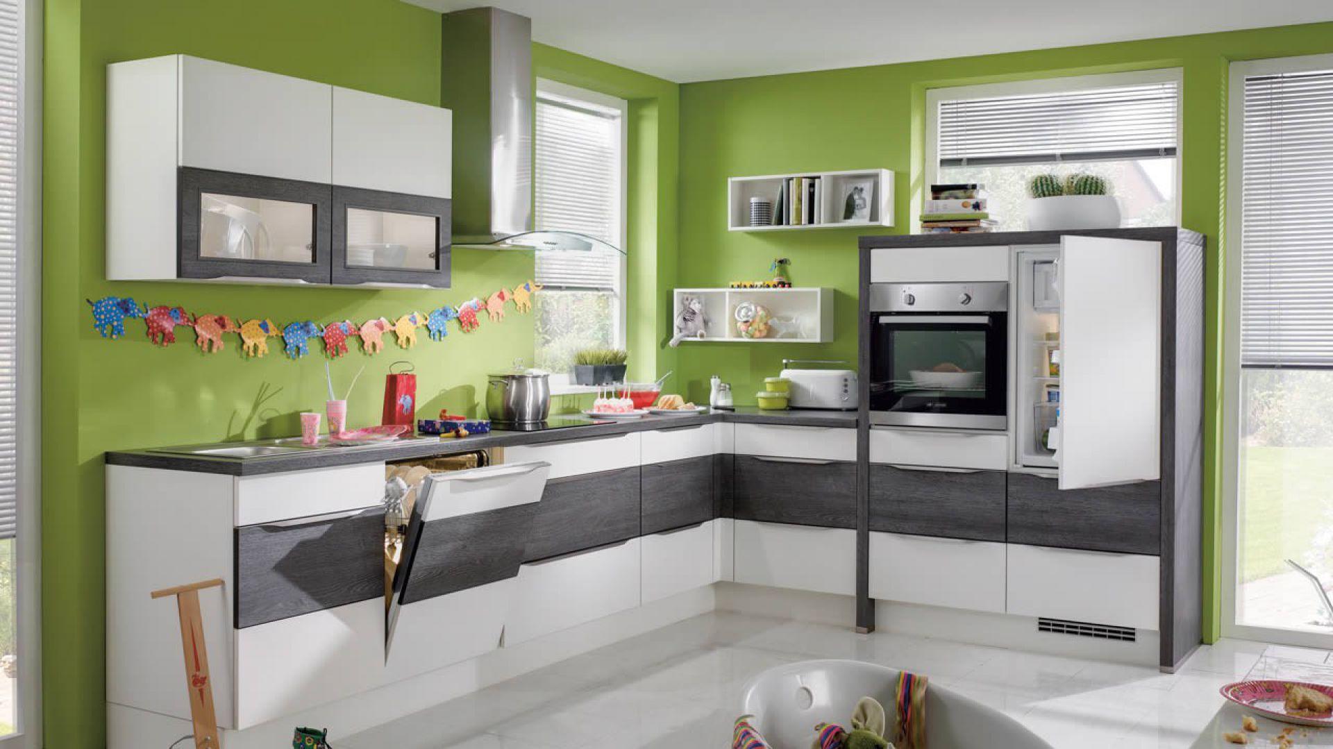 meble kuchenne z programu 15 pomys w na zielon kuchni koniecznie zobacz wszystkie. Black Bedroom Furniture Sets. Home Design Ideas