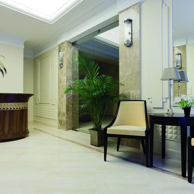 Biuro sprzedaży luksusowych apartamentów. Wznieść się ponad standard